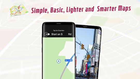 Maps All in One: Navigation, Radars, Speed Cameras 4