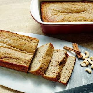 Cinnamon Cashew Bread