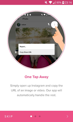 Save & Repost for Instagram 2.3.4 screenshots 3