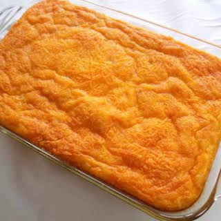 Bacon and Cheese Grits Casserole.