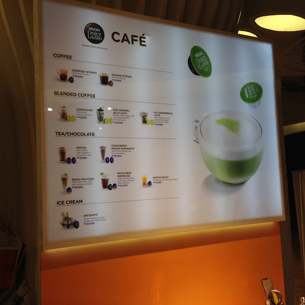 Dolce Gusto Cafe