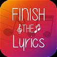 Finish The Lyrics - Free Music Quiz App apk