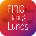 terminer les paroles - app quiz musical gratuit APK