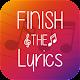 Finish The Lyrics - Free Music Quiz App (game)