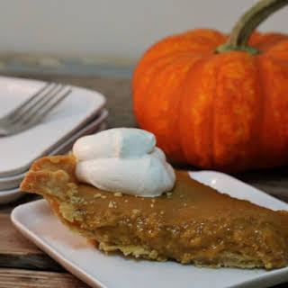 Pumpkin Pie Filling for Everyone! (Dairy-free, Vegan).