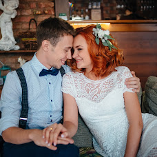 Wedding photographer Vitaliy Plotnikov (plotnikov100). Photo of 20.01.2017