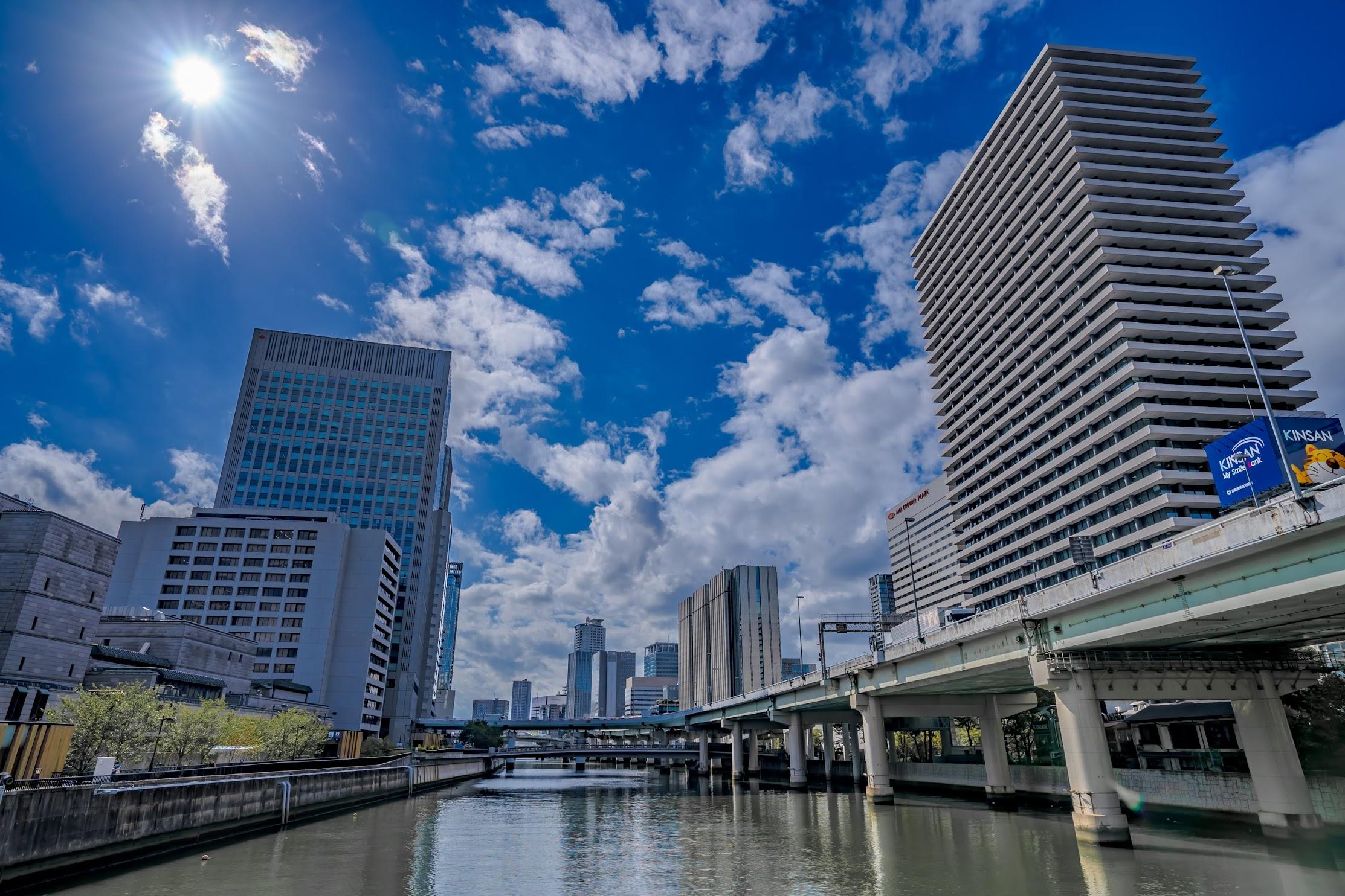 大阪 中之島6
