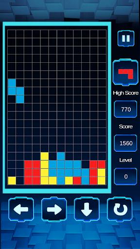 Brick Puzzle Classic  captures d'écran 2