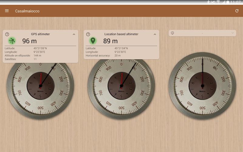 Accurate Altimeter PRO Screenshot 6