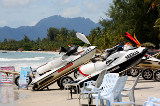 Photo: Year 2 Day 103 - Jet Skis Ready