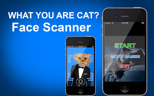 What you are Cat Face Scanner