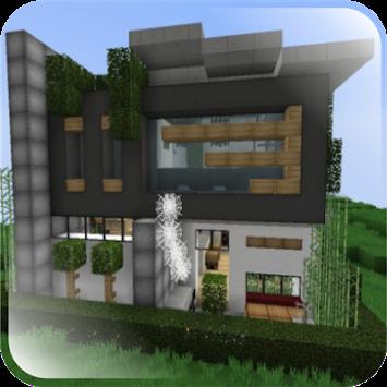Download Desain Rumah Minecraft Modern Apk Versi Terbaru Aplikasi