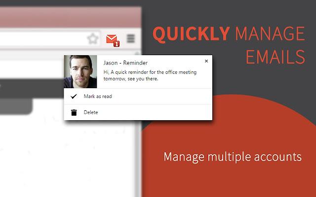 תוסף כרום Checker Plus for Gmail™