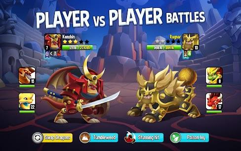 تحميل لعبة Dragon City مهكرة الاصدار الاخير 10