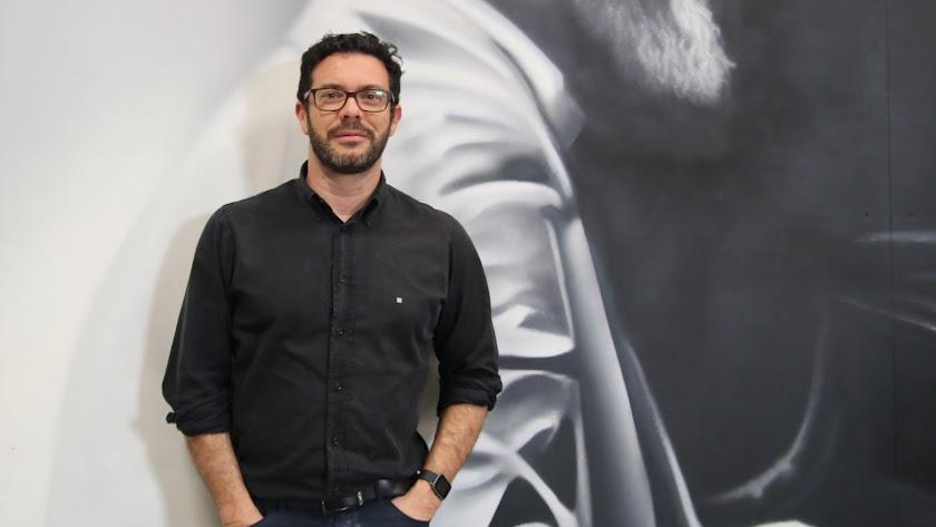 Juan Pablo Seijo, en el Clasijazz