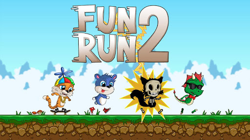 Fun Run 2 - Multiplayer Race astuce APK MOD capture d'écran 1