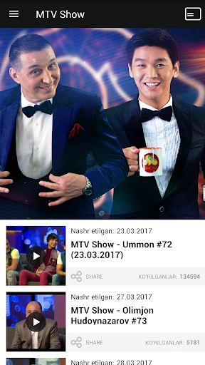 mod Milliy TV  screenshots 3