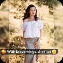 Blur Photo Square - Blur Image Background icon