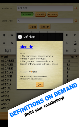 Word Breaker (Scrabble Cheat) 5.7.3 screenshots 14