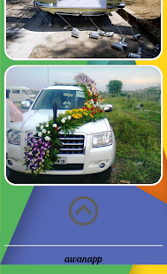 Wedding car decoration apps on google play screenshot image junglespirit Image collections