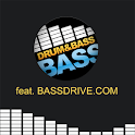 DNB Drum and Bass - Bassdrive icon
