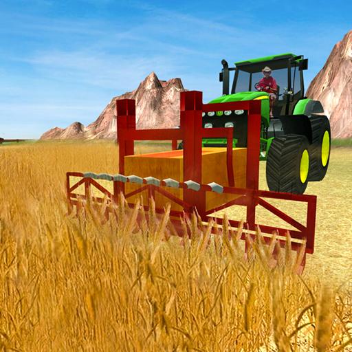 Forage Farming Simulator 3D