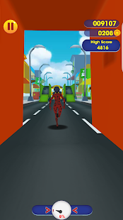 🐞 LadyBug: Run Adventure 3D- screenshot thumbnail