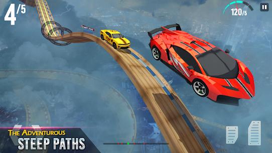 Mega Ramp Race – Extreme Car Racing New Games 2020 3