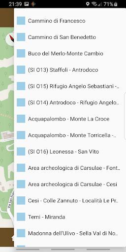 Cammino di San Francesco screenshot 5
