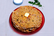 Mix Vegetable Chapati