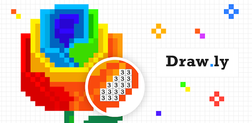 Draw.ly - Color by Number Pixel Art Coloring for PC