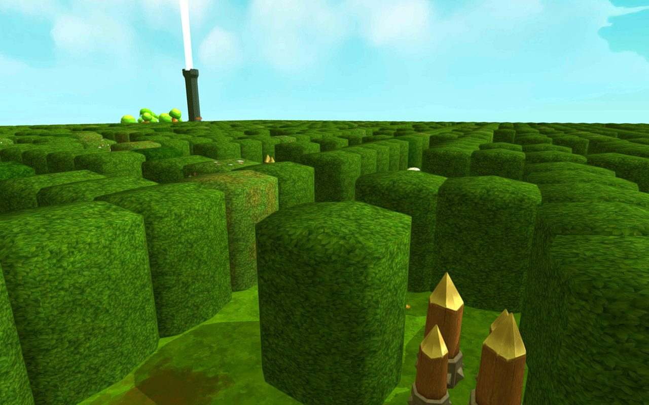 A-MAZE-ing Pictures- screenshot