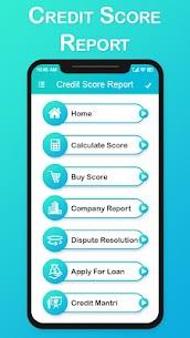 Credit Score Report Check: Loan Credit Score 1
