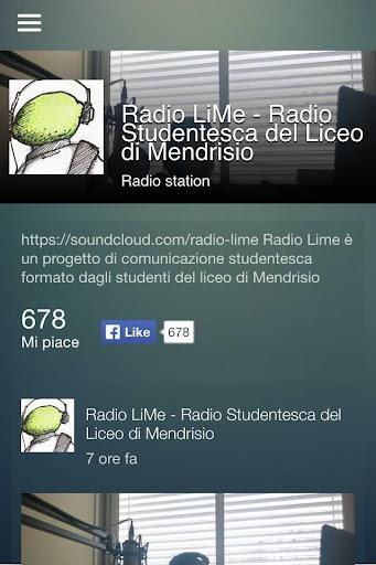 Radio LiMe