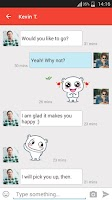Screenshot of W-Match : Chat & Dating App