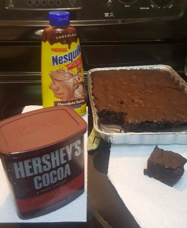 Thick, Fudgy, Fudge Brownies Recipe