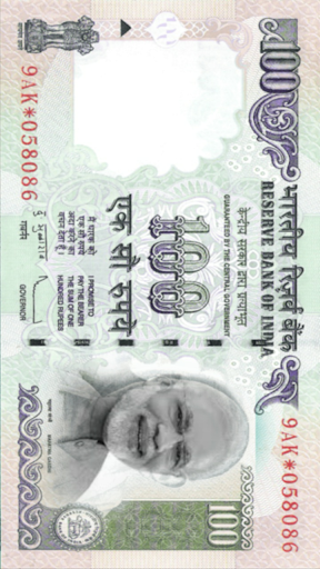 Indian Rupee Photo Frame 1.4 screenshots 2