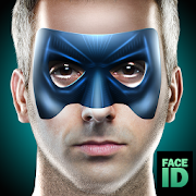 What are you superhero face scanner simulator