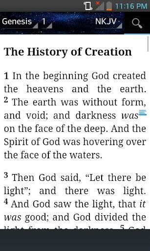 Bible NKJV (English) 2.3 screenshots 2