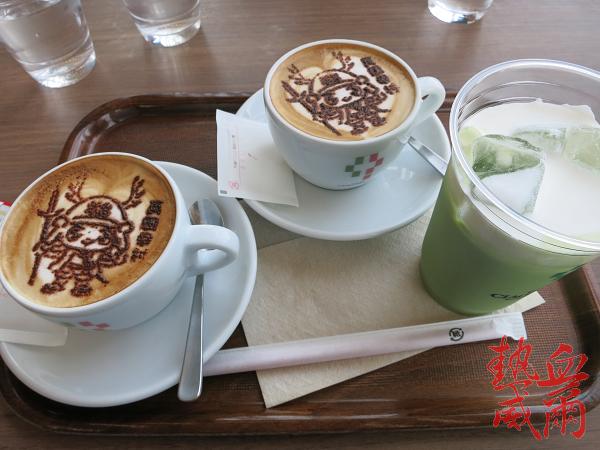 日本下午茶:CAFFÉ CIAO PERSSO(真田幸村咖啡)@ 大阪