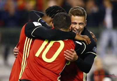 Broertjes Hazard en Lukaku leggen Cyprus over de knie, scheidsrechterlijke fout kost Duivels exclusiviteit op record