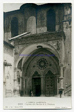 Photo: Assisi, Ingresso alla Basilica di S.Francesco