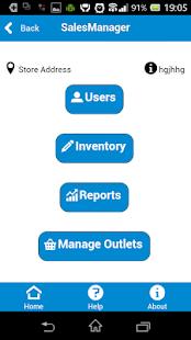 SalesMonitor screenshot