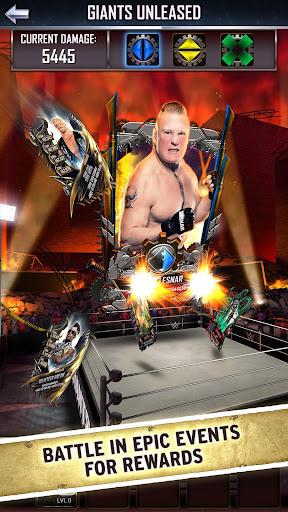 WWE SuperCard – Multiplayer Card Battle Game screenshot 4