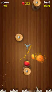 Shuriken Jump Screenshot