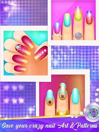 Nail Salon Manicure - Fashion Girl Game  screenshots 12