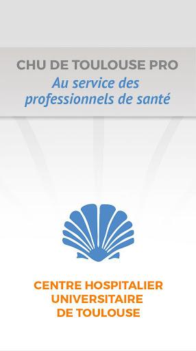 CHU de Toulouse Pro screenshot 1