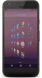 Nougat Launcher: Pixel Edition- screenshot thumbnail