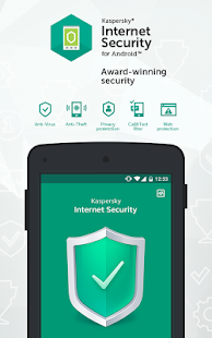 Kaspersky Internet Security Screenshot 1