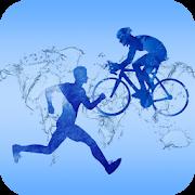 Sports Diary: GPS Tracking App - Run Hike Cycle